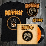 King Parrot UP Vinyl Bundle
