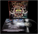 Warbeast - Krush the Enemy - Black Vinyl