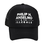 PHA and the Illegals - Trucker / Mesh Logo Hat