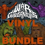 War of the Gargantuas-Bundle-Vinyl