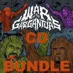 War of the Gargantuas-Bundle-CD