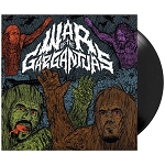 War of Gargantuas - Vinyl (BLACK)