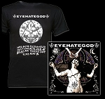 Eyehategod CD/T-shirt Bundle