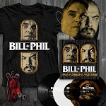 Bill and Phil Vinyl bundle