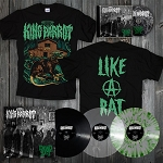 King Parrot Cd/Vinyl/Shirt Bundle