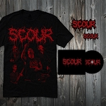Scour Red CD Bundle