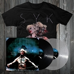 Syk Vinyl and T-shirt