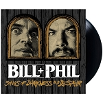 Bill & Phil - Vinyl (black , white)