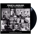 PHA & The Illegals - Choosing Mental Illness - Vinyl (black , clear , splatter)