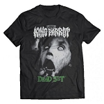 King Parrot - Dead Set T-Shirts - (grey , black)