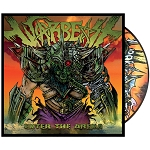 Warbeast - Enter The Arena - Vinyl pic disc