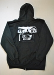 HouseCore Eyes Hoodie (zippered)