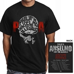 PHA and the Illegals - Slayer Tour Backdrop T Shirt