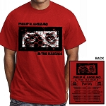 PHA and the Illegals - Slayer Tour RED T-Shirt