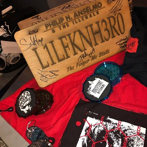 Limited Edition Illegals Merch Bundle