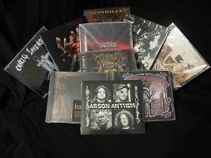 Housecore Records Discography- CD