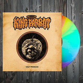 King Parrot UP CD
