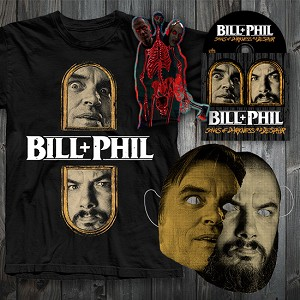 Bill and Phil CD Bundle