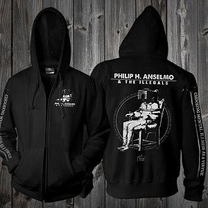 PHA & The Illegals CMI Hoodie