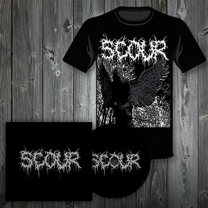 Scour CD T-shirt Bundle